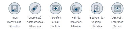 ESET Deslock+ titkosítás - www.jvgtech.hu